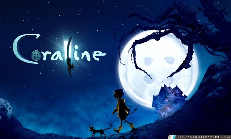 Coraline Film, Arrière-plans HD à télécharger