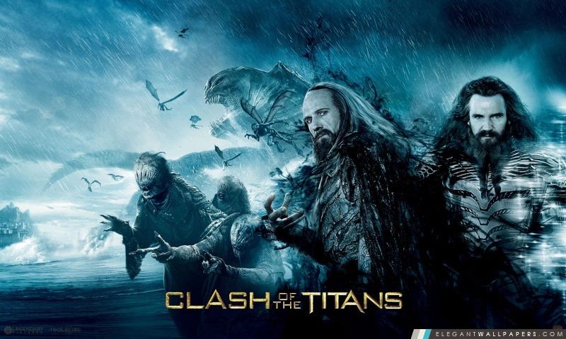 Le Choc des titans, 2010 films, Arrière-plans HD à télécharger
