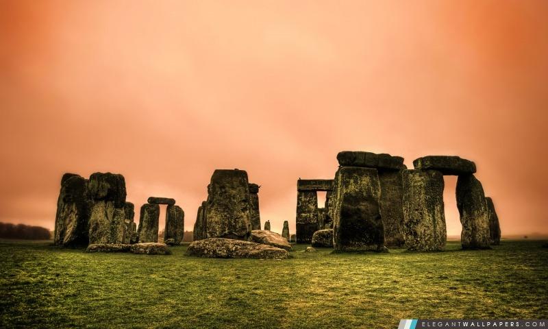 Stonehenge, Royaume-Uni, Arrière-plans HD à télécharger