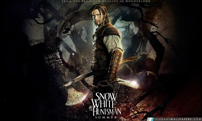 Blanche-Neige et le chasseur (2012), Arrière-plans HD à télécharger