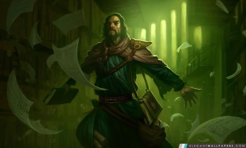 Diablo 3 archiviste, Arrière-plans HD à télécharger