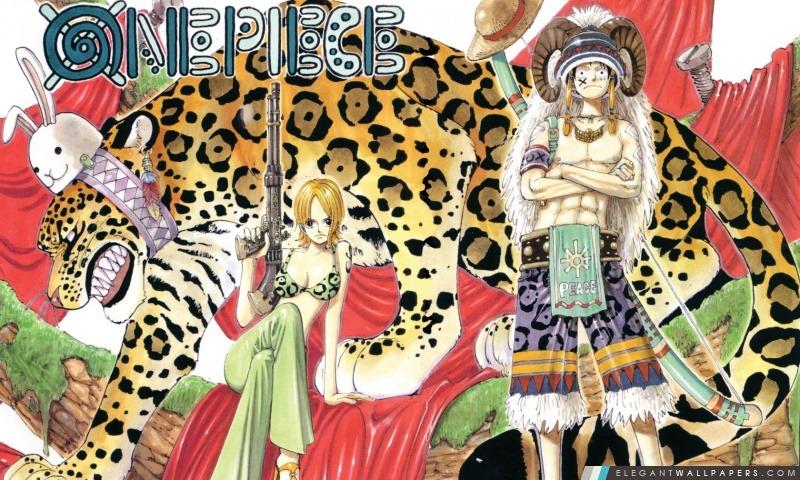 Luffy Et Nami Fond D Ecran Hd A Telecharger Elegant Wallpapers