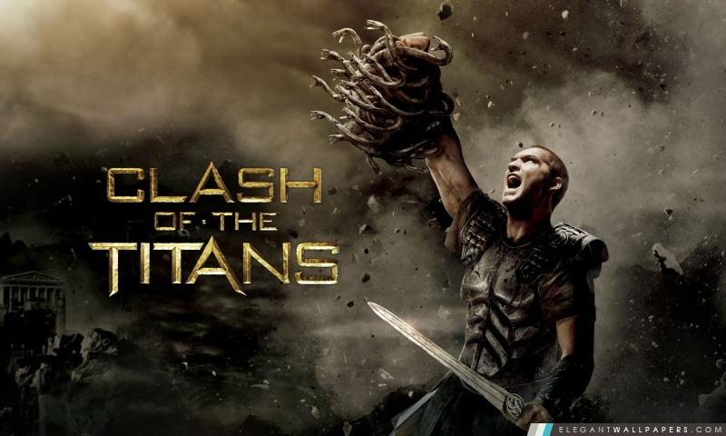 Sam Worthington Persée, Le Choc des titans, Arrière-plans HD à télécharger