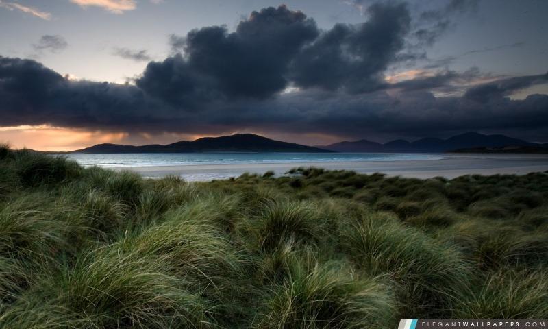 Stormy Shores Paysage, Arrière-plans HD à télécharger