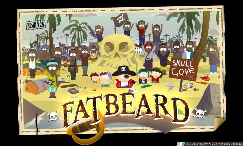 South Park – Fatbeard, Arrière-plans HD à télécharger