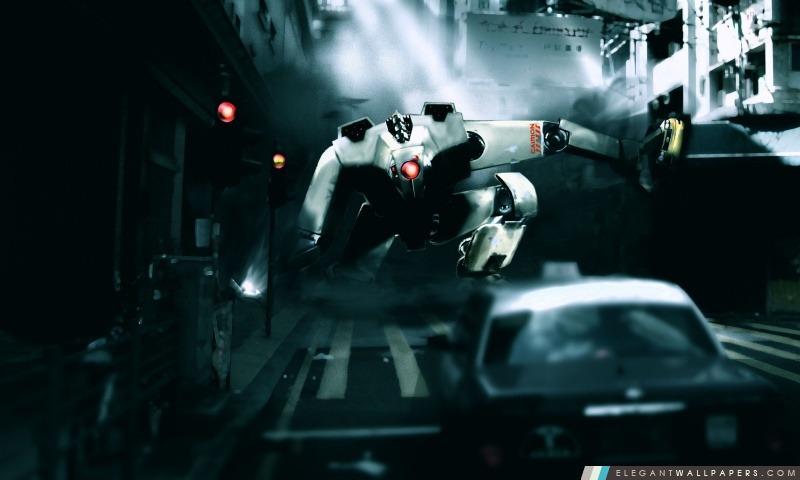 Destruction Robot, Arrière-plans HD à télécharger