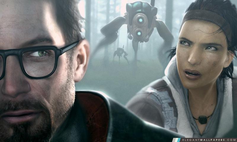 Half-Life 2 – 2, Arrière-plans HD à télécharger