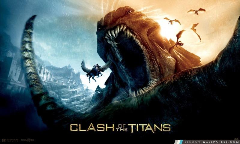 Le Choc des titans, Arrière-plans HD à télécharger