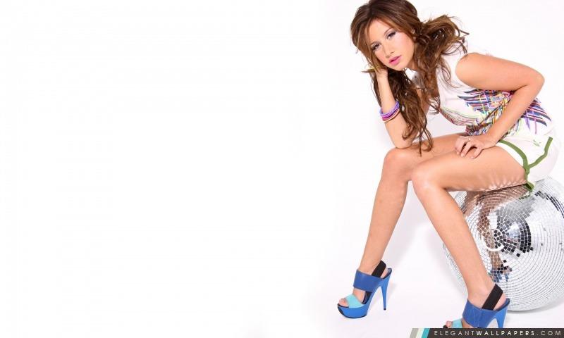 Ashley Tisdale Cheveux bruns, Arrière-plans HD à télécharger