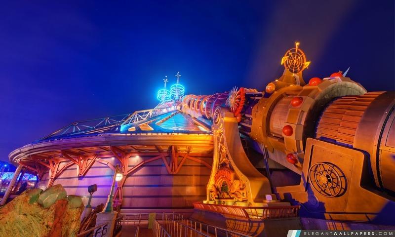 Disneyland Paris, Arrière-plans HD à télécharger