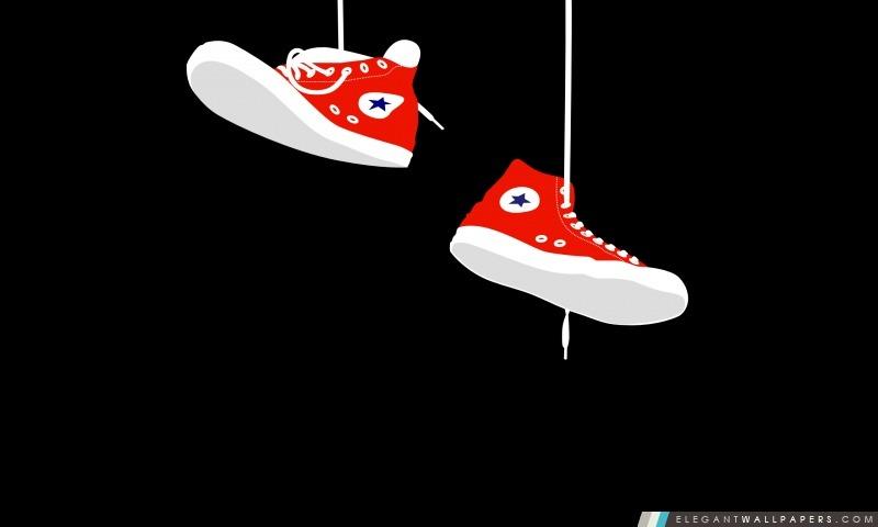 Sneakers Converse Fond D écran Hd à Télécharger Elegant