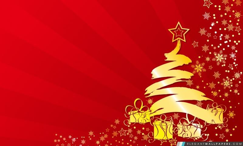 Joyeux Noël 5, Arrière-plans HD à télécharger