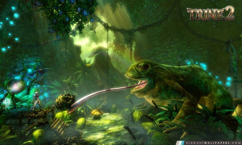 Trine 2 Frog Capture d'écran, Arrière-plans HD à télécharger