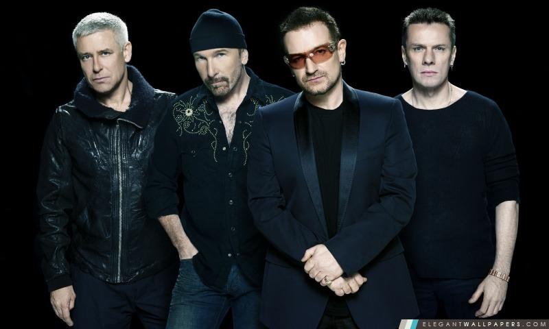 U2 Fond D Ecran Hd A Telecharger Elegant Wallpapers