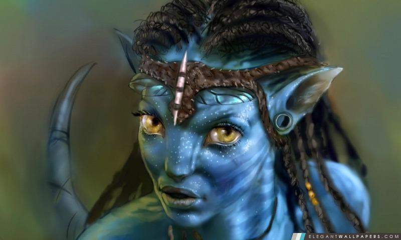 Neytiri Avatar Film, Arrière-plans HD à télécharger