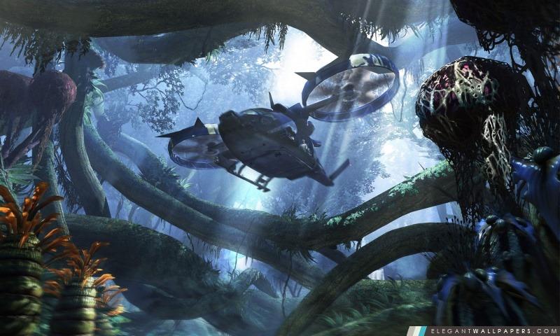 Avatar 3D 2009 Game Capture d'écran 4, Arrière-plans HD à télécharger
