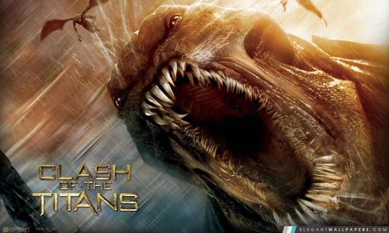 2010 Le Choc des titans, Arrière-plans HD à télécharger