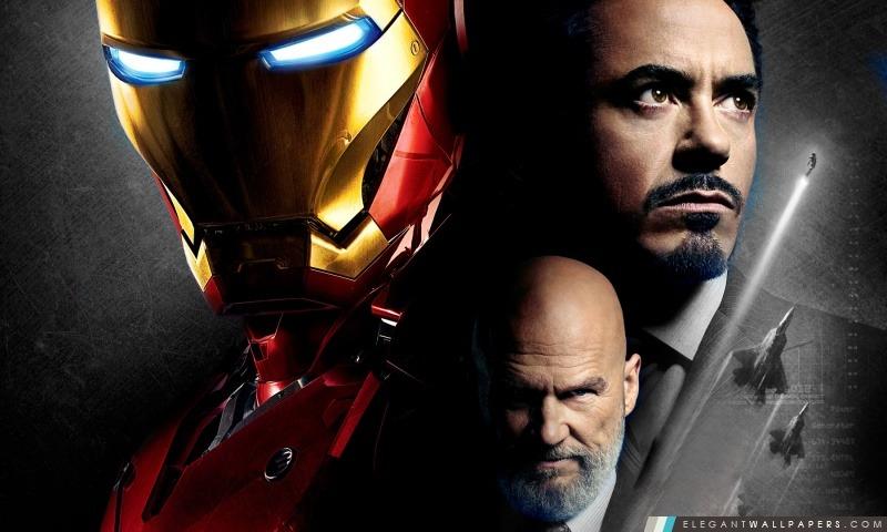 Iron man et obadiah stane fond d 39 cran hd t l charger elegant wallpapers - Iron man telecharger ...