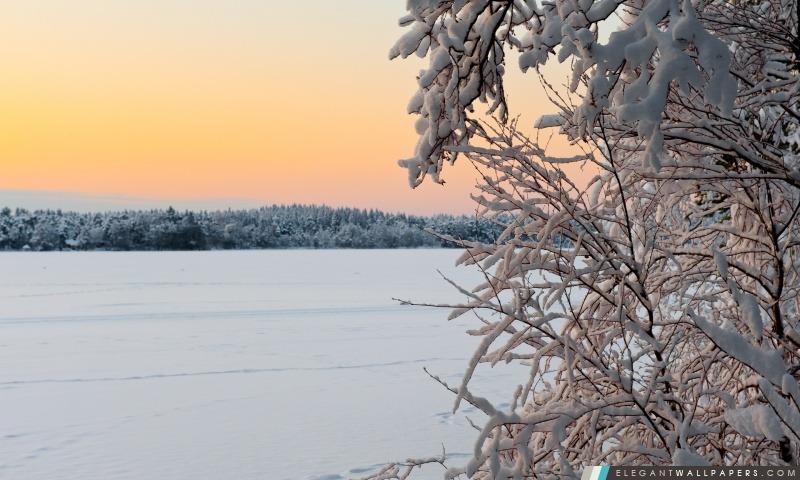 Littoistenjarvi lac, Arrière-plans HD à télécharger