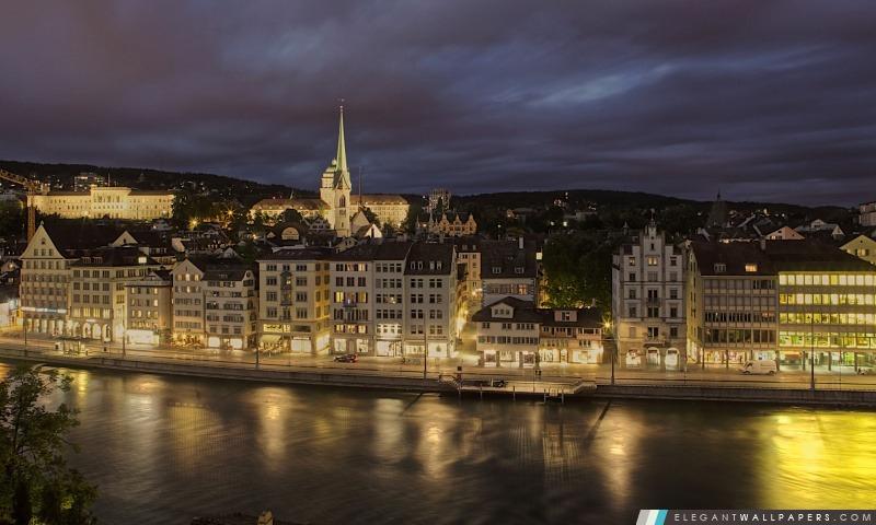 Zurich, Suisse, Arrière-plans HD à télécharger