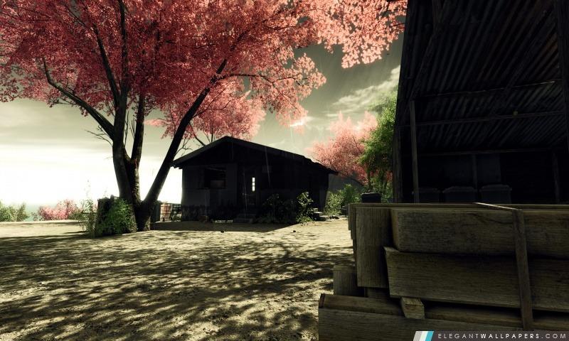 Crysis Captures d'écran Sakura, Arrière-plans HD à télécharger