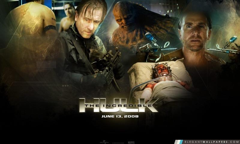 L'Incroyable Hulk 3, Arrière-plans HD à télécharger