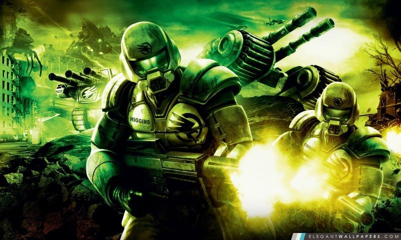 Command and Conquer 3 Tiberium Wars 3, Arrière-plans HD à télécharger