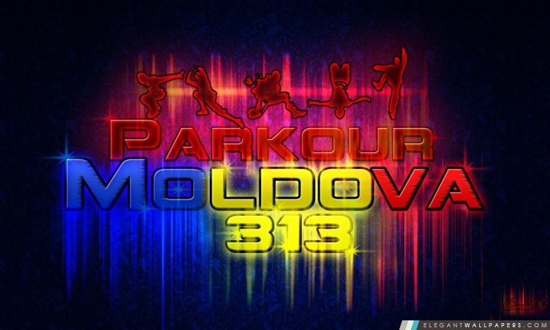 Parkour Moldavie, Arrière-plans HD à télécharger