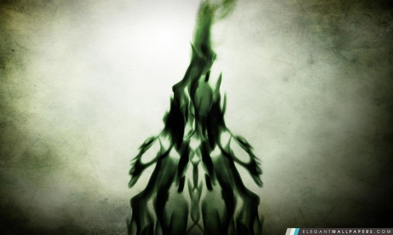Ghost Flames, Arrière-plans HD à télécharger