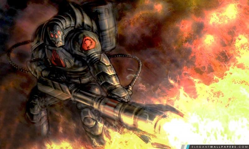 Command And Conquer 4 Main Noire, Arrière-plans HD à télécharger