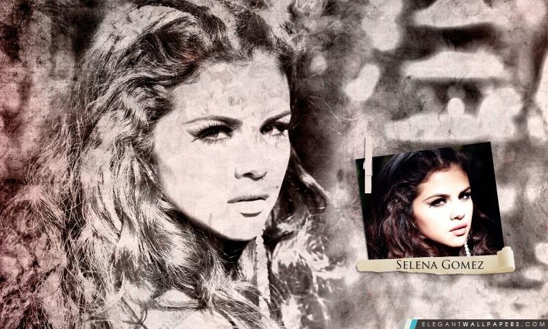 Selena Gomez, Arrière-plans HD à télécharger