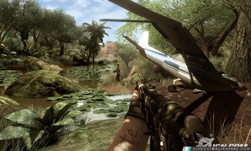 Far Cry 2 2, Arrière-plans HD à télécharger