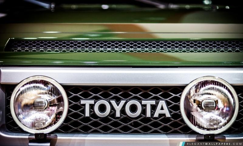 Toyota NAIAS 2012, Arrière-plans HD à télécharger