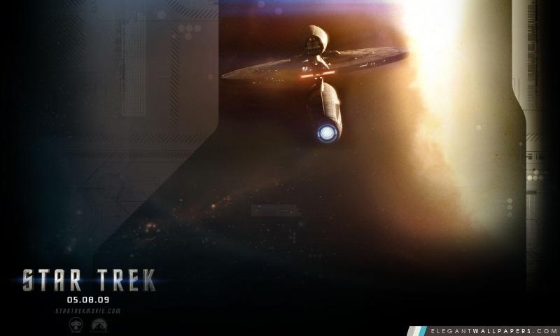 2009 Star Trek Film, Arrière-plans HD à télécharger