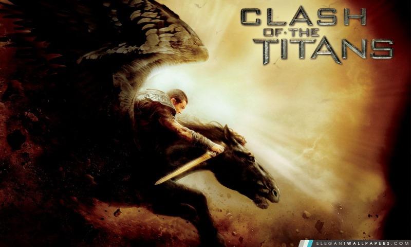 Sam Worthington Dans Clash Of The Titans, Arrière-plans HD à télécharger