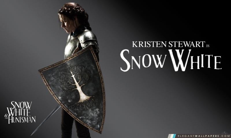 Blanche-Neige et le chasseur, Kristen Stewart comme Blanche-Neige, Arrière-plans HD à télécharger