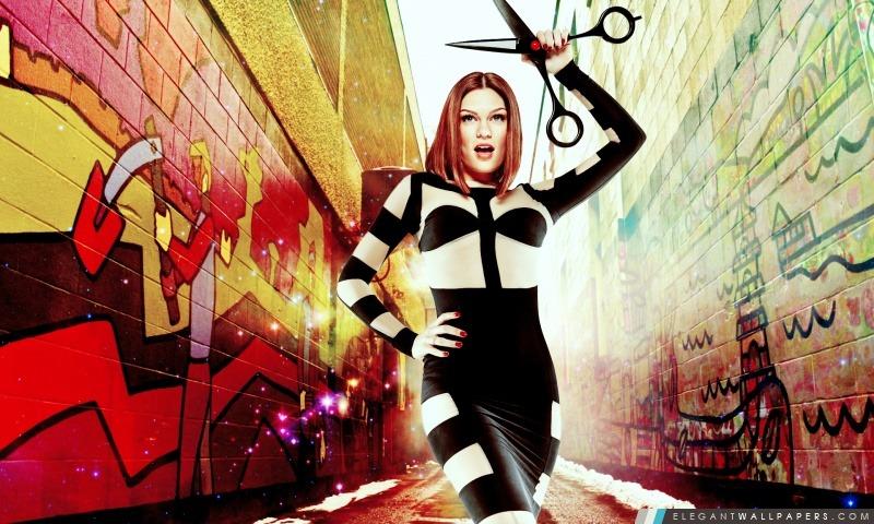 Jessie J, Arrière-plans HD à télécharger