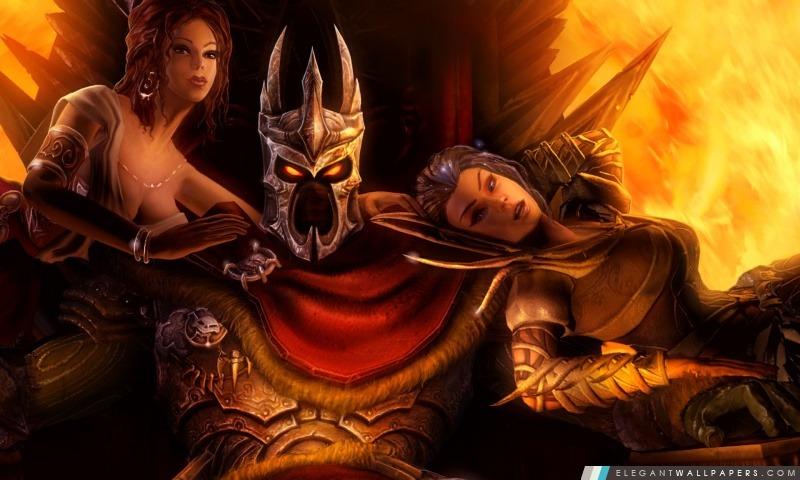 Overlord 2, Arrière-plans HD à télécharger
