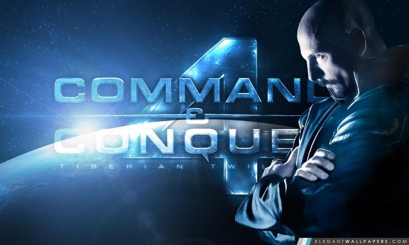 Command And Conquer 4 Le Crépuscule du Tiberium, Arrière-plans HD à télécharger