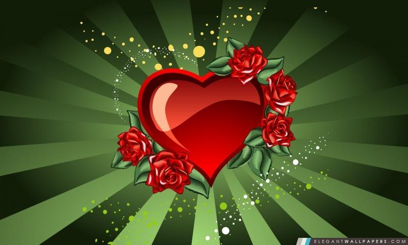 Amour 45, Arrière-plans HD à télécharger