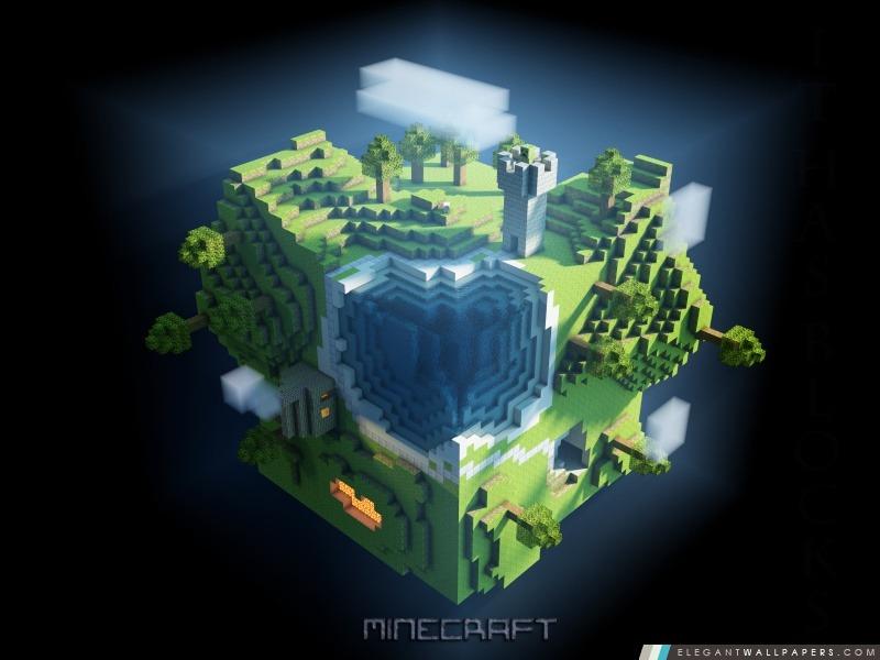 Minecraft jeu, Arrière-plans HD à télécharger