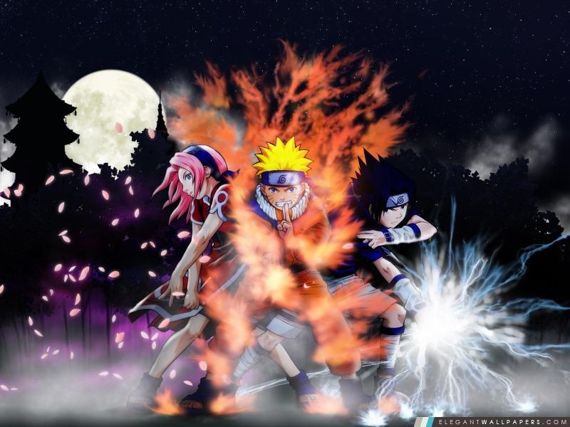 Naruto Fond D Ecran Hd A Telecharger Elegant Wallpapers