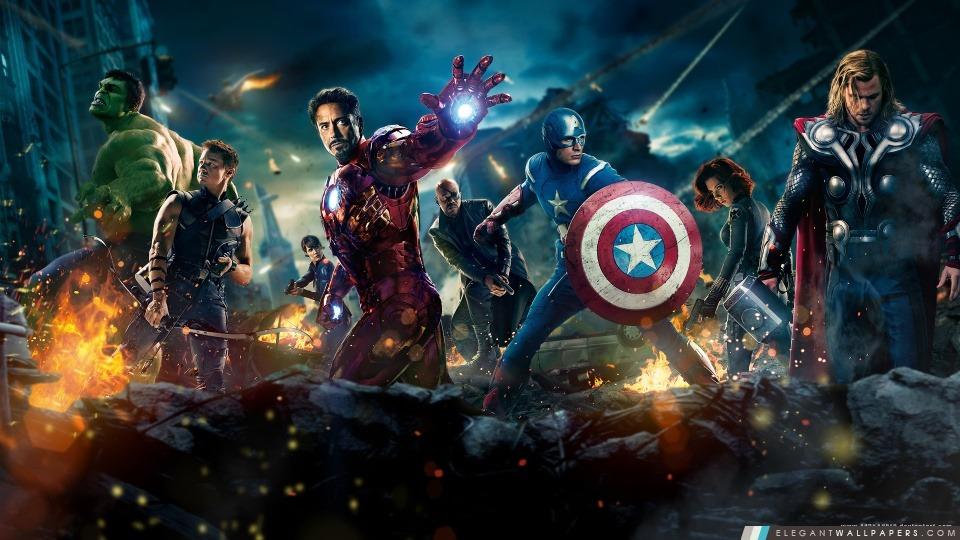 the avengers  fond d u0026 39  u00e9cran hd  u00e0 t u00e9l u00e9charger