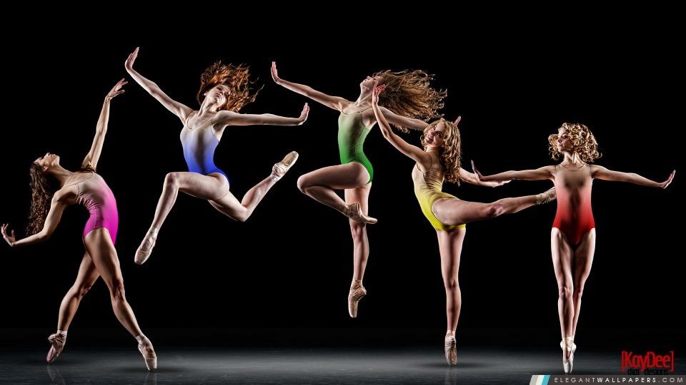 Ballets, Arrière-plans HD à télécharger