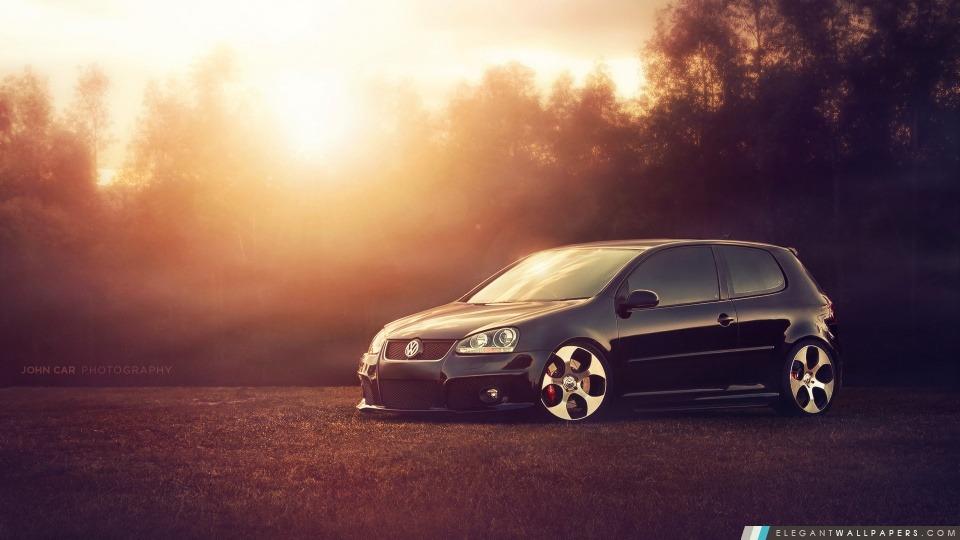 Volkswagen Golf GTI MKV, Arrière-plans HD à télécharger