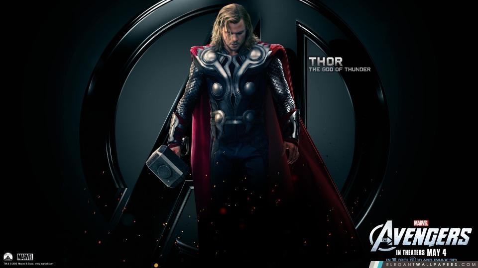 The Avengers Thor, Arrière-plans HD à télécharger