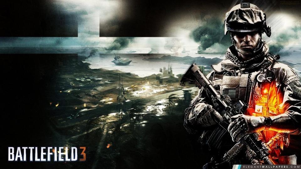 Battlefield 3 B2K, Arrière-plans HD à télécharger