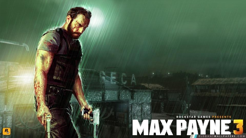 Max Payne 3 motifs, Arrière-plans HD à télécharger