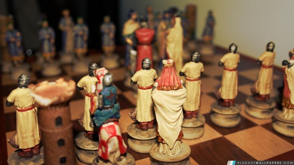 La démocratie, les échecs, Arrière-plans HD à télécharger