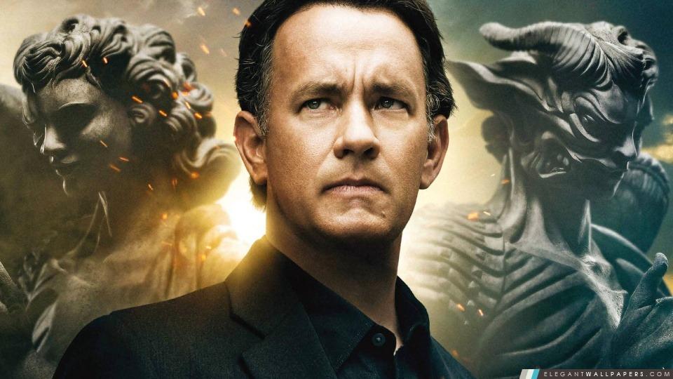 Tom Hanks Anges et Démons, Arrière-plans HD à télécharger